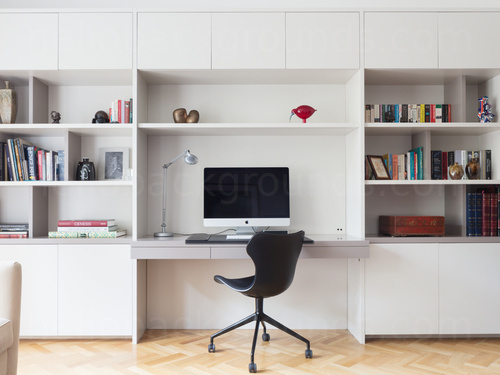 Stylish home offices